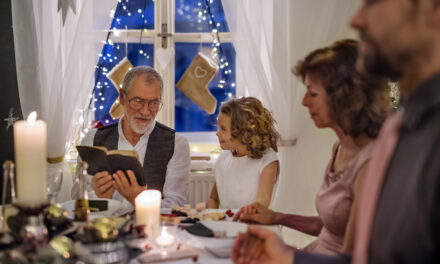 Four tips for staying closer to God during Christmas
